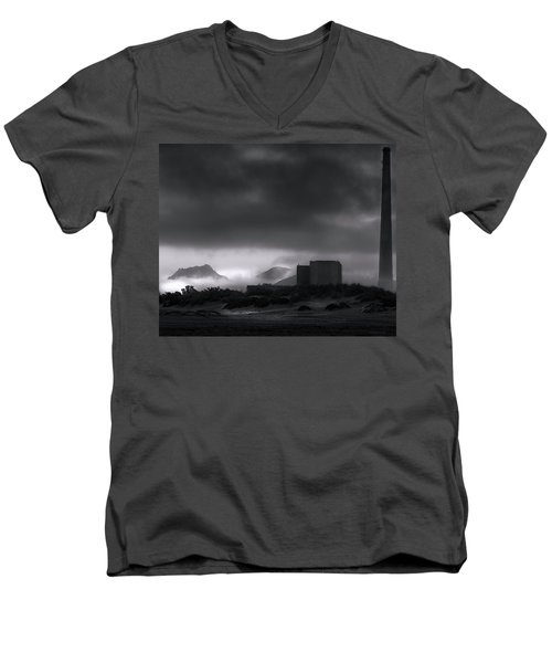 It's Out There Men's V-Neck T-Shirt
