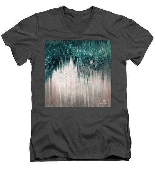 James 1 17. Father Of Lights  Men's V-Neck T-Shirt