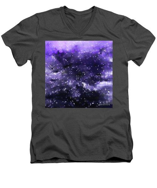 John 1 5. Overcome Men's V-Neck T-Shirt