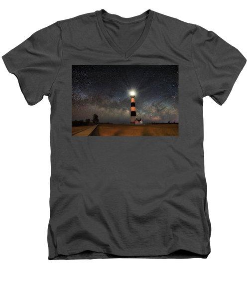 Journey Men's V-Neck T-Shirt