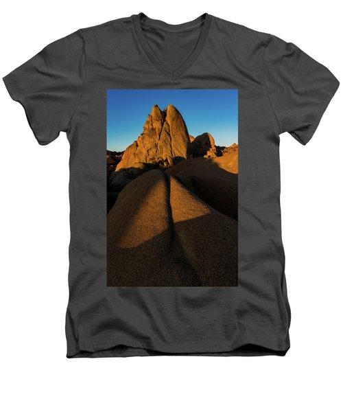 JT1 Men's V-Neck T-Shirt
