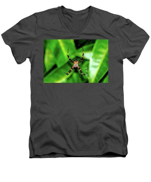 Just Hanging Men's V-Neck T-Shirt