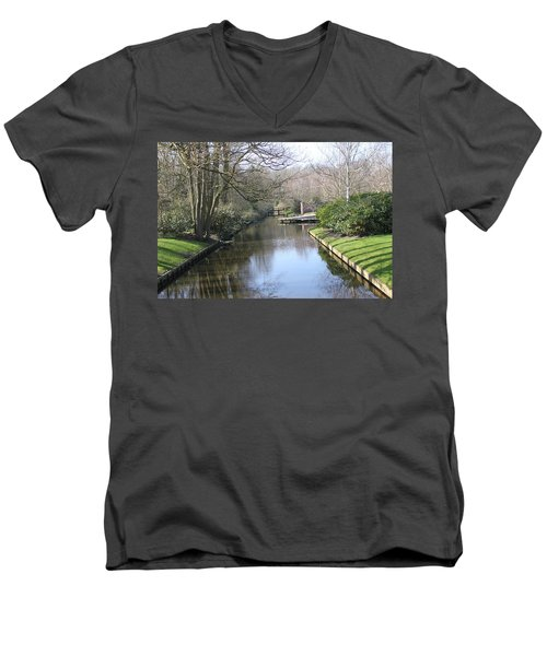 Keukenhof 2739 Men's V-Neck T-Shirt