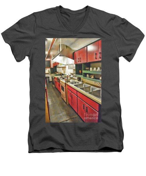 Kitchen Car Men's V-Neck T-Shirt