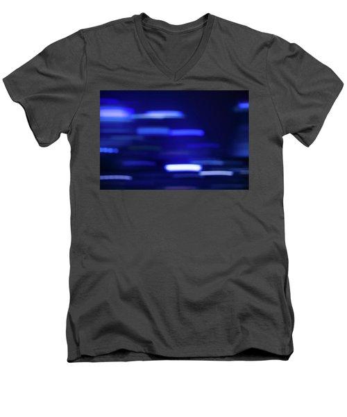 Lasting Moment I Men's V-Neck T-Shirt