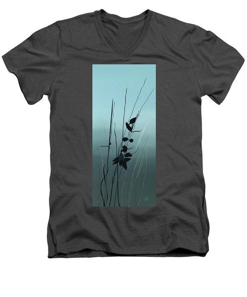 Leitmotif Men's V-Neck T-Shirt