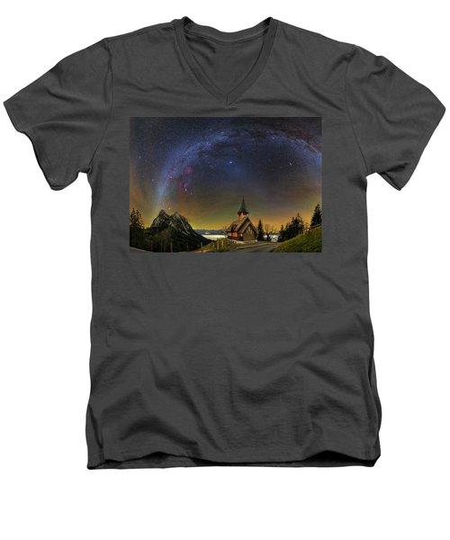 Like A Prayer Men's V-Neck T-Shirt
