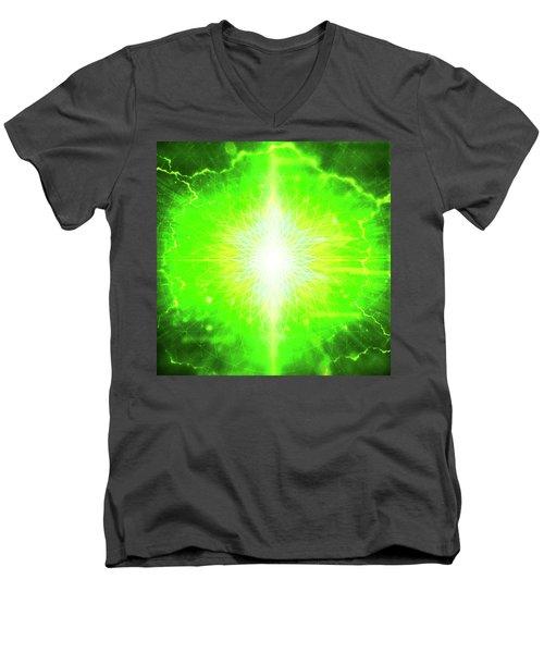 Limitless Heart Men's V-Neck T-Shirt