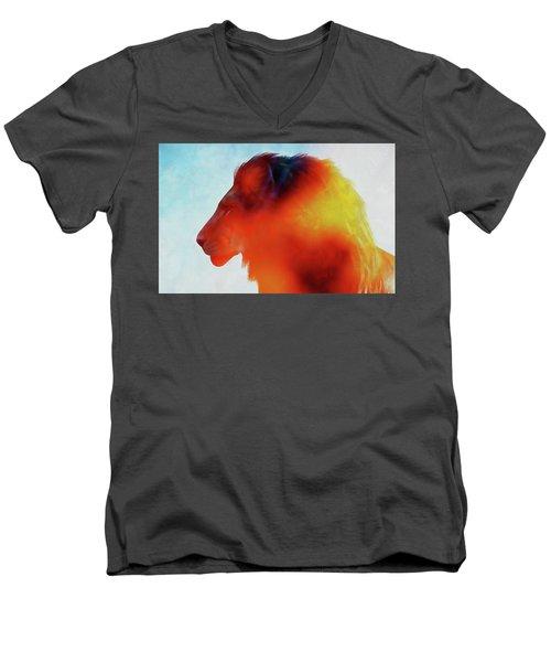 Lion King - 16 Men's V-Neck T-Shirt