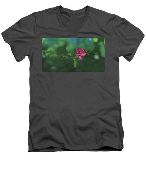 Looking For Something To Hold On To Men's V-Neck T-Shirt