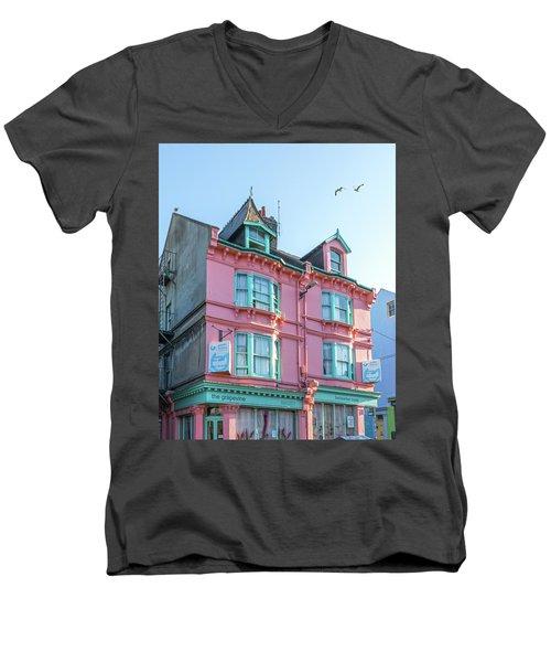 Lottie Men's V-Neck T-Shirt