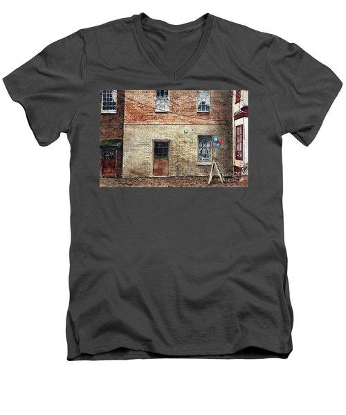 Lunch Specials Men's V-Neck T-Shirt