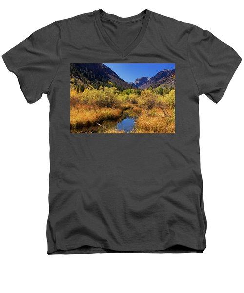 Lundy's Magic Men's V-Neck T-Shirt