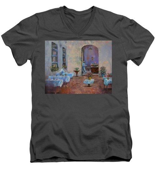Making Ready Men's V-Neck T-Shirt