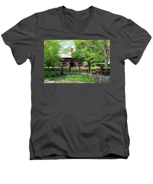 Matthew Whipple House Men's V-Neck T-Shirt