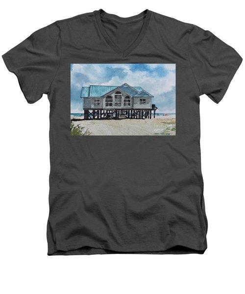 Melray Haven Men's V-Neck T-Shirt