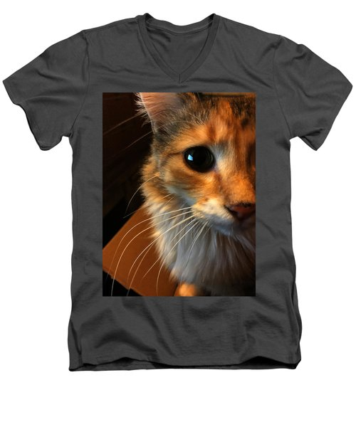 Mercy Men's V-Neck T-Shirt