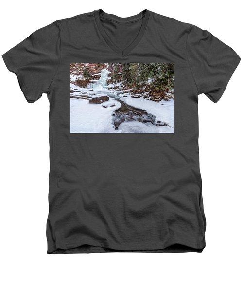 Mermaid's Tail Men's V-Neck T-Shirt