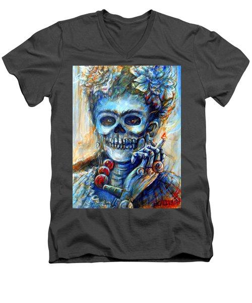 Mi Cigarrillo Men's V-Neck T-Shirt