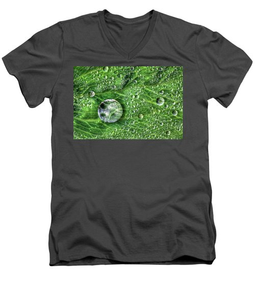 Morning Dew Men's V-Neck T-Shirt