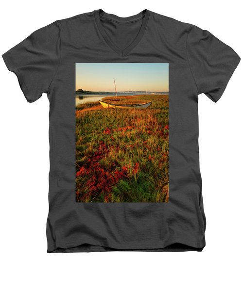 Morning Dory Men's V-Neck T-Shirt