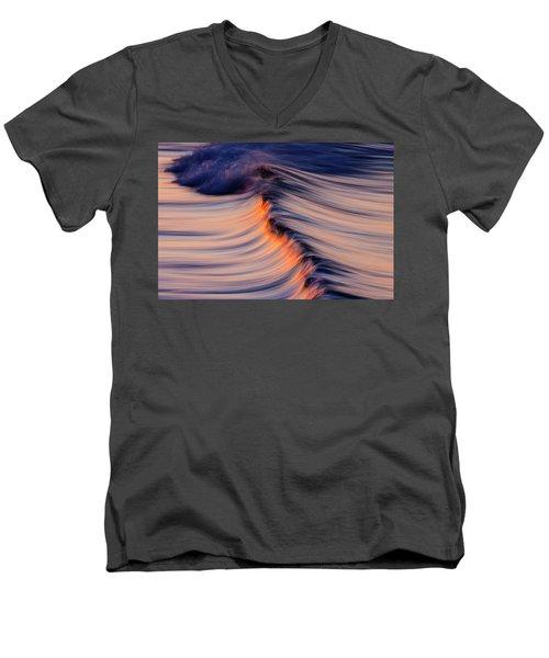Morning Wave Men's V-Neck T-Shirt
