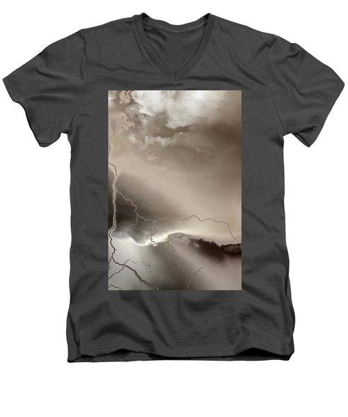 Moses Men's V-Neck T-Shirt