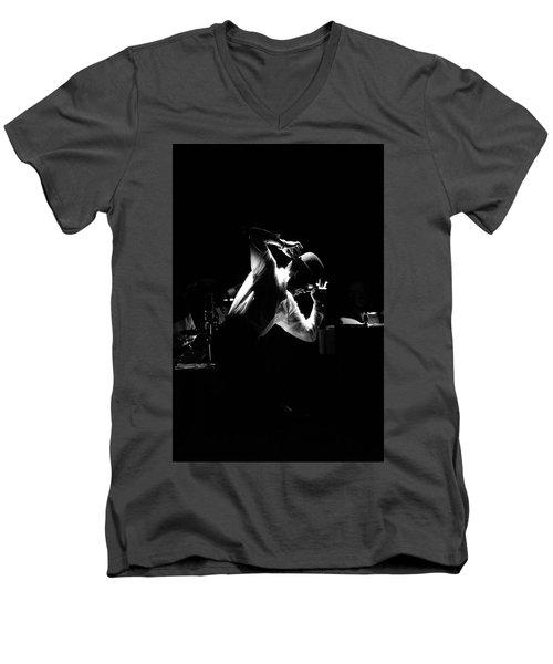 Mr. Bo Jangles Men's V-Neck T-Shirt