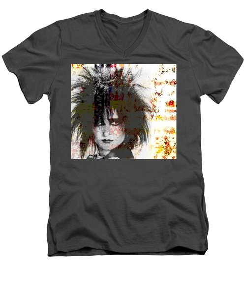Mrs S Men's V-Neck T-Shirt