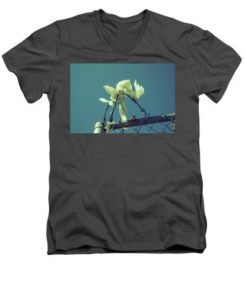 My Neighborhood Men's V-Neck T-Shirt