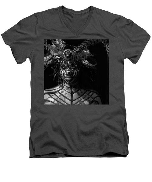 Mystery #45 And 72 Men's V-Neck T-Shirt