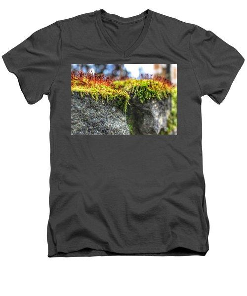 Nascent Men's V-Neck T-Shirt