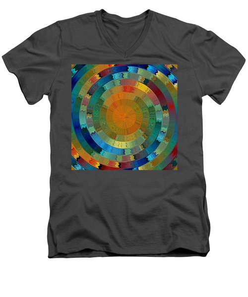Native Sun Men's V-Neck T-Shirt