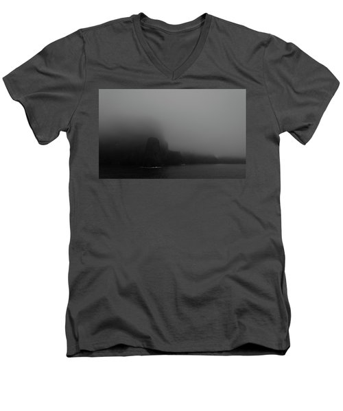 Near The End Of The World Men's V-Neck T-Shirt