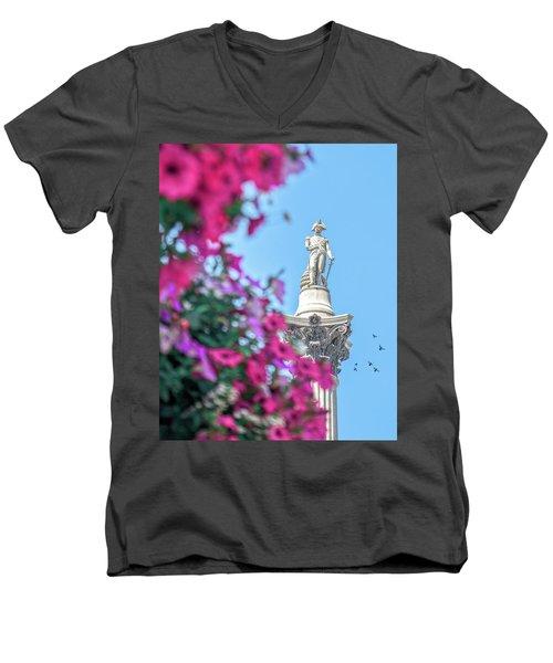 Nelson Men's V-Neck T-Shirt