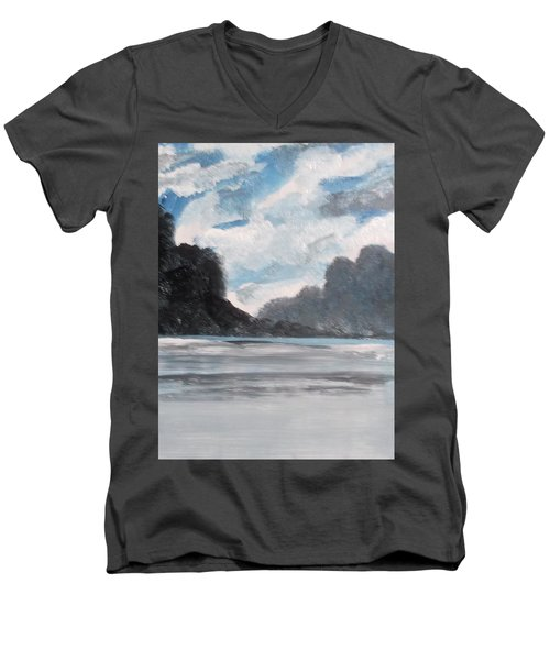 Norwegian Splendour Men's V-Neck T-Shirt