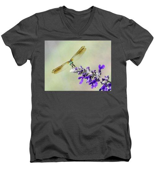 Nose To Nose Men's V-Neck T-Shirt
