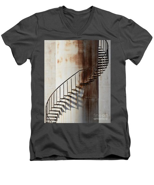 Oil Tank Men's V-Neck T-Shirt