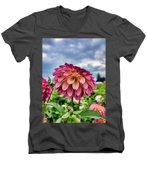 Ominous Sky Men's V-Neck T-Shirt