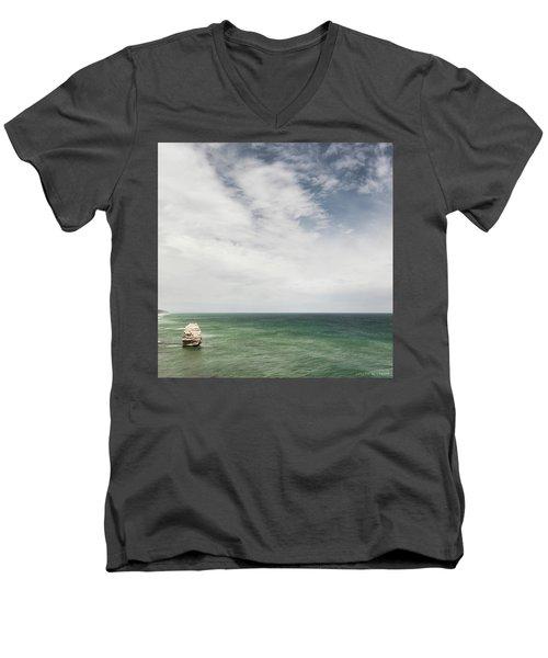 One Apostle Men's V-Neck T-Shirt