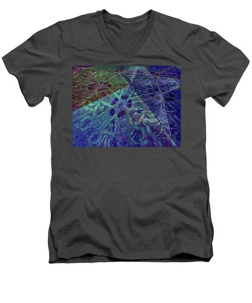 Organica 2 Men's V-Neck T-Shirt