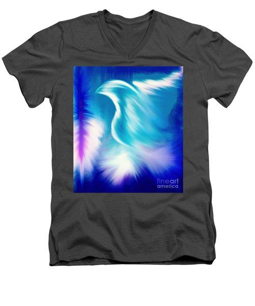 Paraclete Men's V-Neck T-Shirt