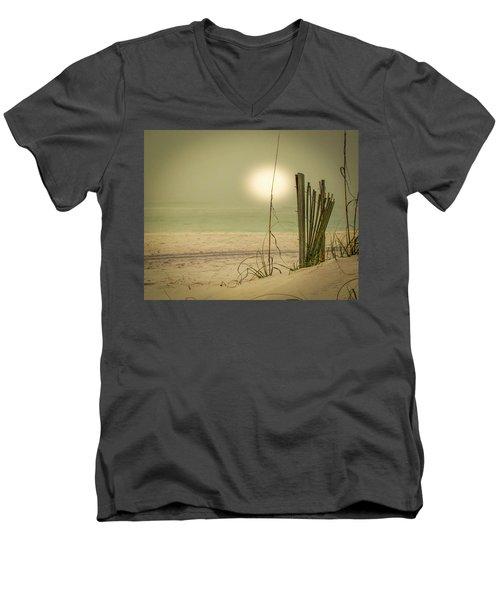 Pensacola Beach Men's V-Neck T-Shirt