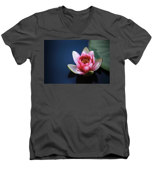 Perfect Lotus Men's V-Neck T-Shirt