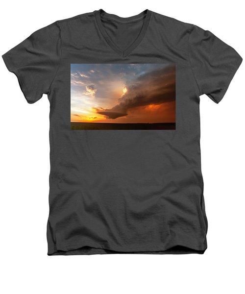 Perfect Sunlight Men's V-Neck T-Shirt