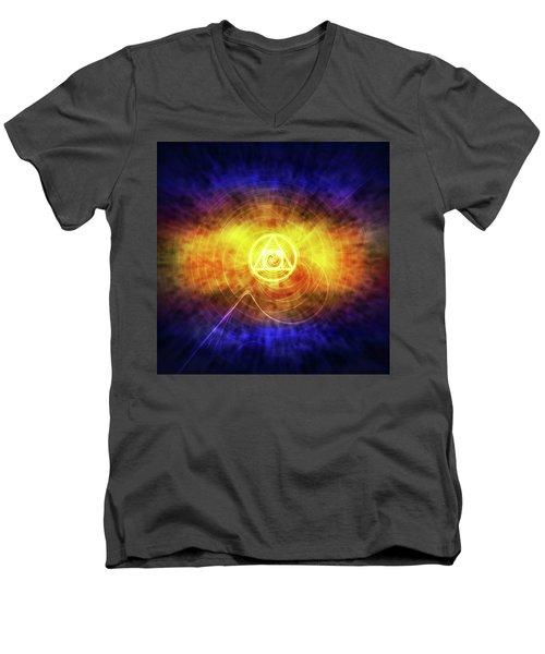 Philosopher's Stone Men's V-Neck T-Shirt