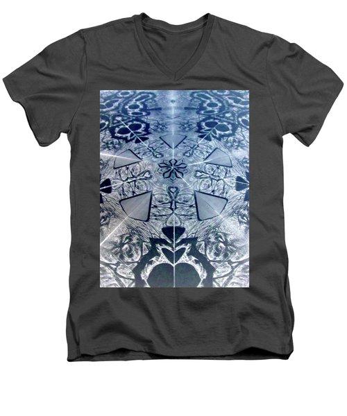 Portal Men's V-Neck T-Shirt