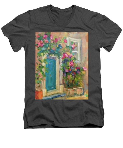Porte Della Toscana Men's V-Neck T-Shirt