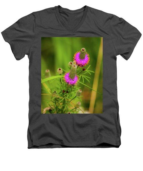 Prairie Clover Men's V-Neck T-Shirt