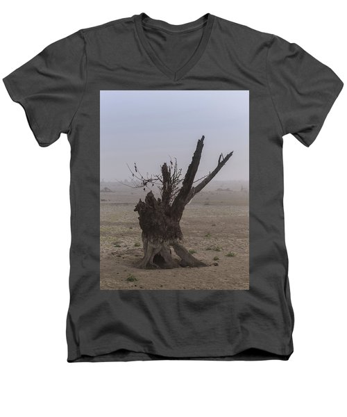 Prayer Of The Ent Men's V-Neck T-Shirt